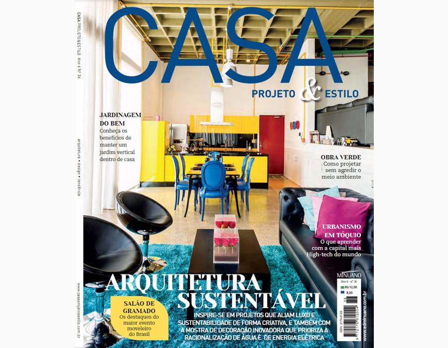 CASA projeto & estilo